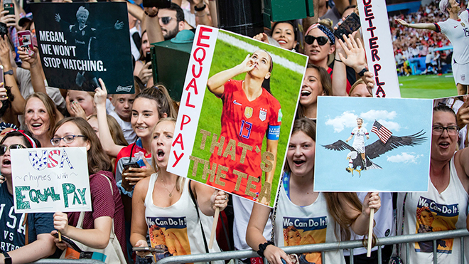 Thể thao thế giới 2019: Những thông điệp của các VĐV
