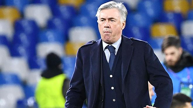 truc tiep bong da hôm nay, trực tiếp bóng đá, truc tiep bong da, lich thi dau bong da hôm nay, bong da hom nay, bóng đá, Napoli, Napoli sa thải Ancelotti, Ancelotti