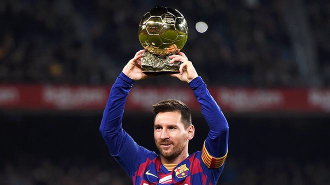 Leo Messi: Đẳng cấp Quả bóng Vàng
