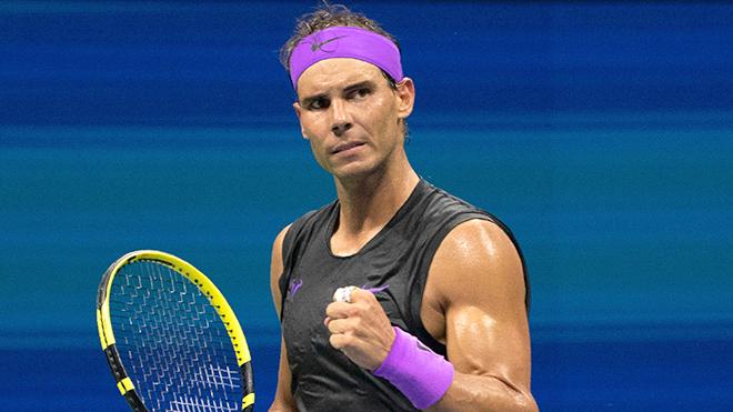 Nadal là ông vua các mặt sân