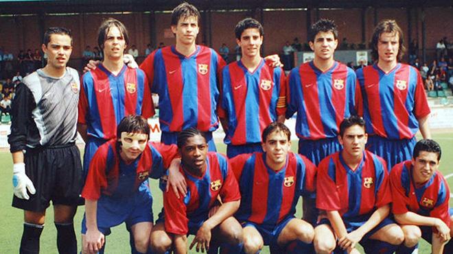 Thế hệ 87, nơi Messi trưởng thành