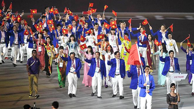 Đoàn thể thao Việt Nam: Sẵn sàng trước thách thức