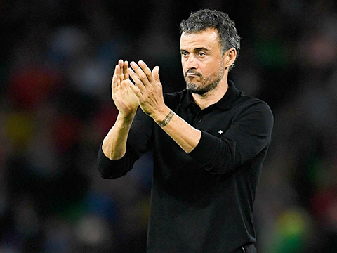Luis Enrique trở lại đội tuyển Tây Ban Nha: Sẵn sàng cho thử thách