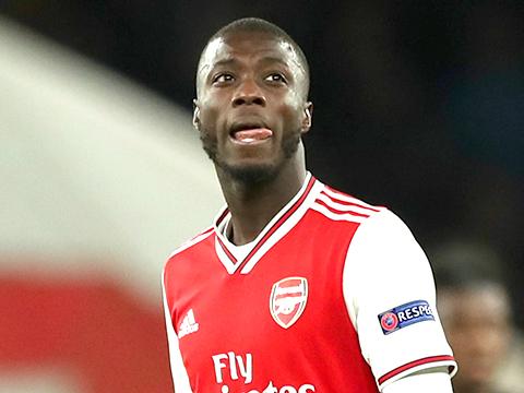 Rắc rối lớn của Emery: Vấn đề của Arsenal, vấn đề của Pepe