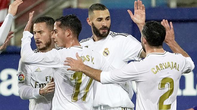 """Hết """"mệt"""", Real Madrid lại tăng tốc"""