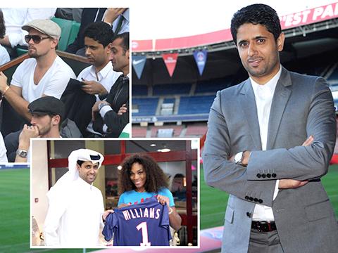 Chủ tịch PSG: Ông chủ quyền lực nhất làng bóng đá và thân phận bình dân