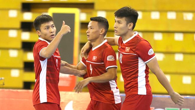 Futsal Việt Nam thực tế với giấc mơ World Cup