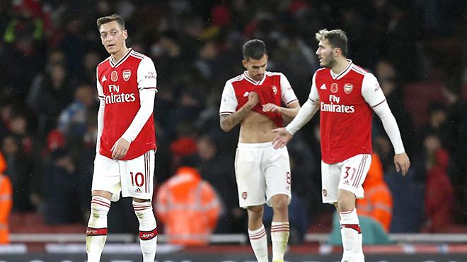 Arsenal lại hòa: Thất vọng, thất vọng và thất vọng