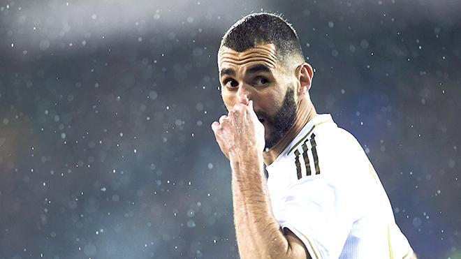 Real Madrid: Karim Benzema đang là chiến binh không mệt mỏi