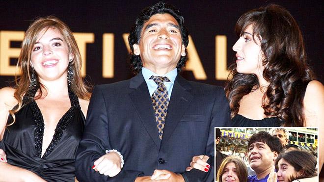 Maradona dành hết tài sản làm từ thiện: Bi kịch của một người cha