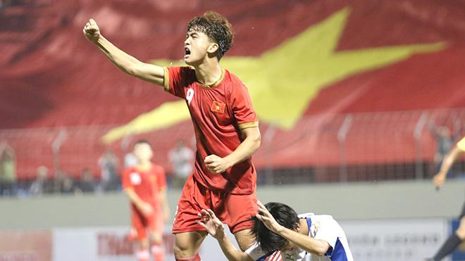U21 quốc tế kết thúc: 'Mưa' trên sân Hòa Xuân