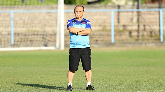 VFF tái đàm phán hợp đồng với HLV Park Hang Seo