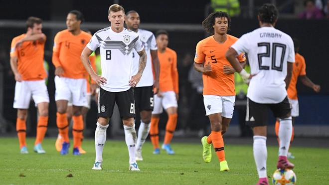 Tuyển Đức: Không còn đường lùi ở Vòng loại EURO 2020