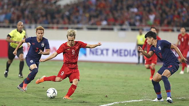 Đối thủ tuyển Việt Nam không chỉ có Thái Lan