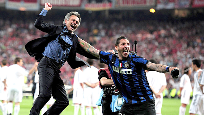 Inter Milan: 10 năm, trong hoài niệm về một cú ăn ba