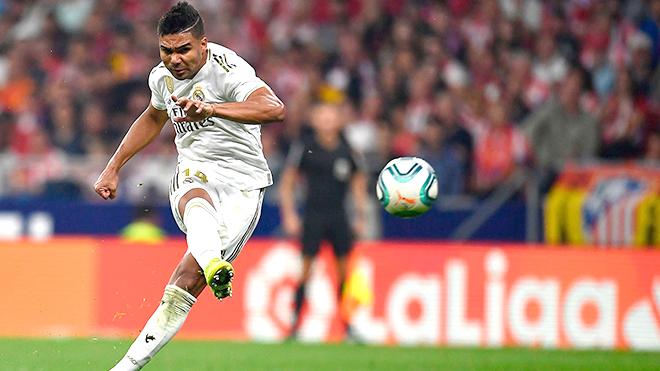 bóng đá, tin bóng đá, bong da hom nay, tin tuc bong da, tin tuc bong da hom nay, Real Madrid, Real, Casemiro, Liga, bóng đá Tây Ban Nha