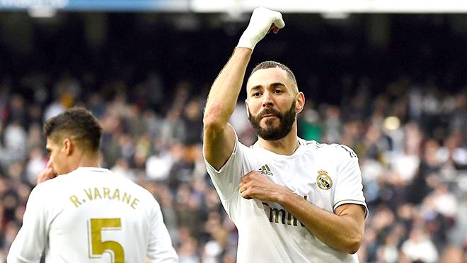 Benzema là món quà vô giá của Real Madrid