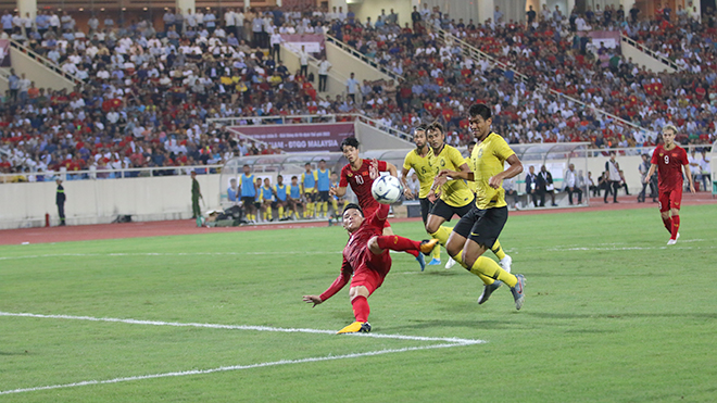 Bóng đá Việt Nam, Việt Nam 1-0 Malaysia, bảng xếp hạng vòng loại World Cup 2022, bảng xếp hạng bóng đá Việt Nam, lịch thi đấu vòng loại World Cup bảng G, tuyển Việt Nam