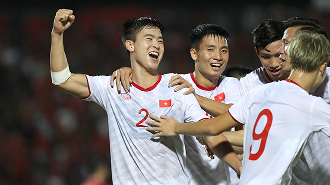 Bóng đá Việt Nam: SEA Games 2019, vòng loại World Cup và tháng 11 quyết định