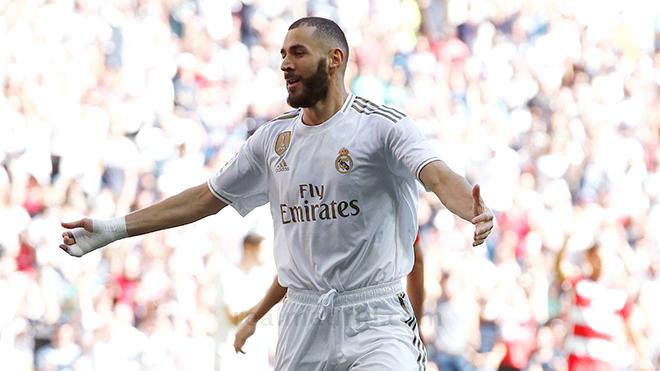 Karim Benzema: Người mở cánh cửa chiến thắng cho Real Madrid