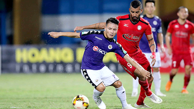 Vòng 18 V League: Hai trận chung kết ở phương Nam