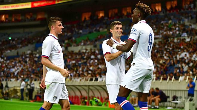 Chelsea: Thắng Barcelona, Lampard đang trẻ hóa Chelsea đúng hướng