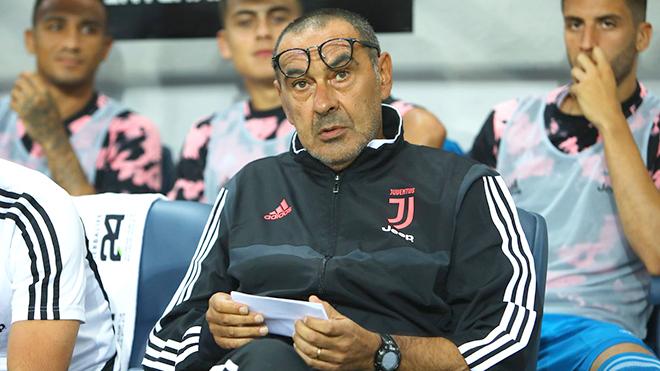 Juventus 4-3 Napoli: Ngày Sarri đối đầu tình cũ Napoli