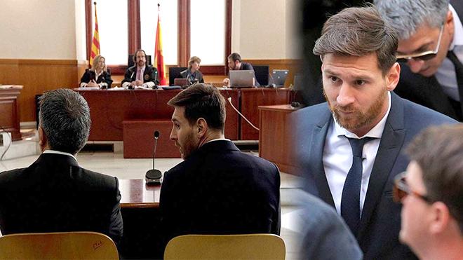 Phát hiện âm mưu trốn thuế mới của nhà Messi