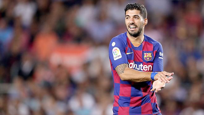 bong da, truc tiep bong da hôm nay, trực tiếp bóng đá, lich thi dau bong da, bong da hom nay, Barcelona, Barca, Suarez, Luis Suarez, la Liga, bóng đá Tây Ban Nha