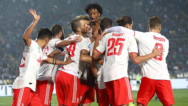 Juventus: Công cuộc 'Sarri hóa' đang thành hình