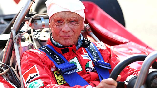 Huyền thoại F1 Niki Lauda qua đời: Vĩnh biệt người thách thức tử thần