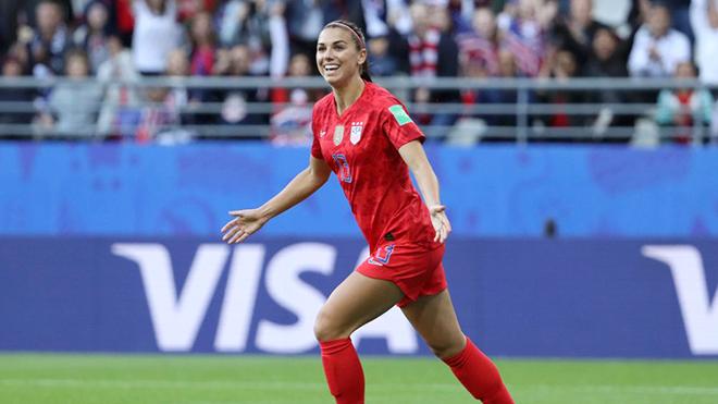 World Cup nữ 2019: Cú hích tuyệt vời cho sự phát triển bóng đá nữ