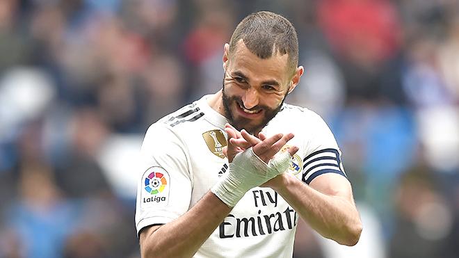 Real: Benzema là tài sản đặc biệt của Real Madrid