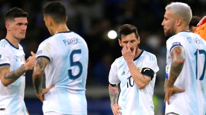 Argentina thất bại, chuyện chẳng có gì ầm ĩ!
