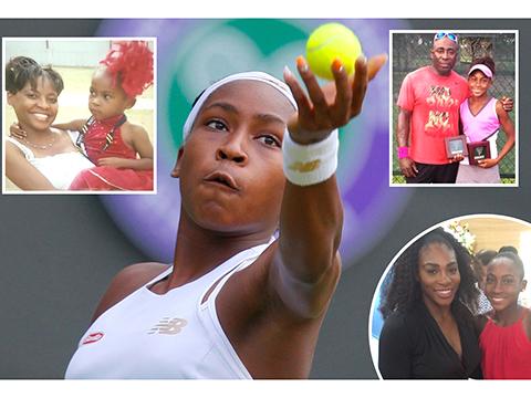 Wimbledon 2019, lịch thi đấu Wimbledon 2019, trực tiếp Wimbledon 2019, trực tiếp đơn nam, trực tiếp đơn nữ, Cori Gauff, Coco Gauff, Steffi Graf, Venus Williams, Serena