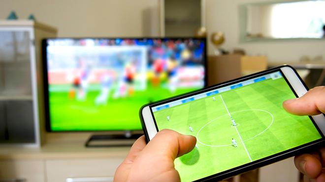 Báo chí thể thao và công nghệ: Cuộc chiến trên sóng truyền hình