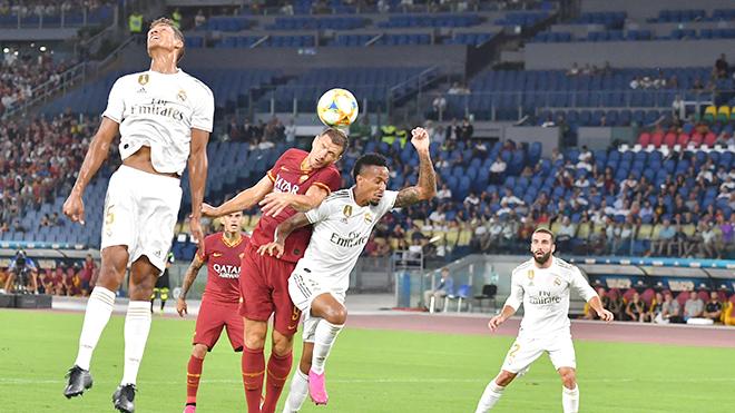 Real Madrid run rẩy trước mùa giải mới