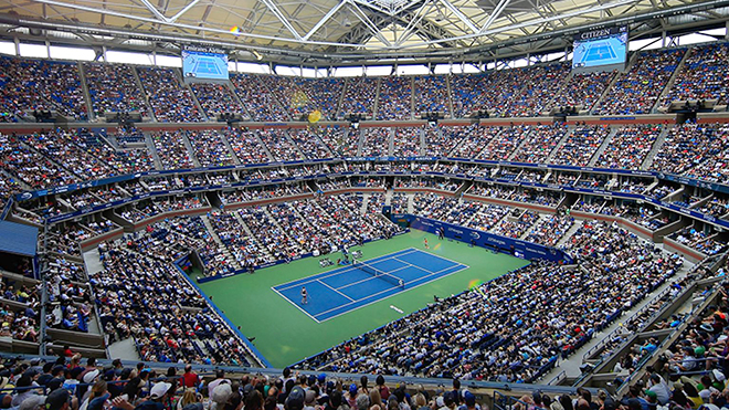 Tennis: Giải Mỹ mở rộng lại gây tranh cãi vì phân biệt giới