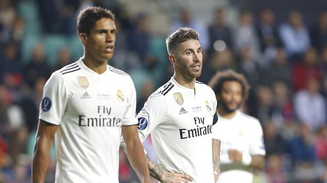Real mở đầu thắng lợi: Zidane quay trở lại công thức chiến thắng cũ