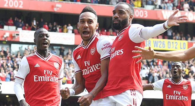 Arsenal: Đáng sợ với mô hình tấn công kiểu Liverpool?