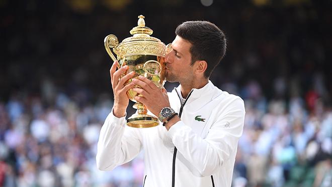Tennis: Quần vợt không có Djokovic mới vì… smartphone?