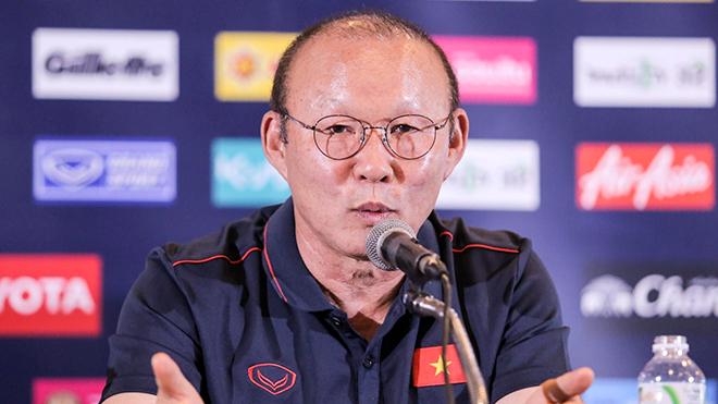 HLV Park Hang Seo quyết đoán hay bảo thủ?