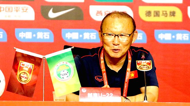HLV Park Hang Seo và trang mới của bóng đá Việt Nam