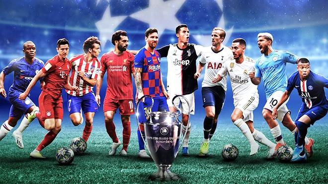 Lịch thi đấu Cúp C1: Khốc liệt Dortmund vs Barca, PSG vs Real, Napoli vs Liverpool