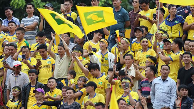 Tin vào bóng đá Việt Nam