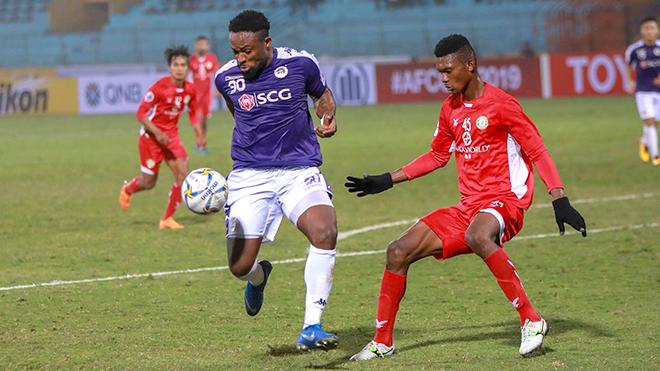 Hà Nội và B.Bình Dương quyết đấu vì vé đi tiếp tại AFC Cup 2019