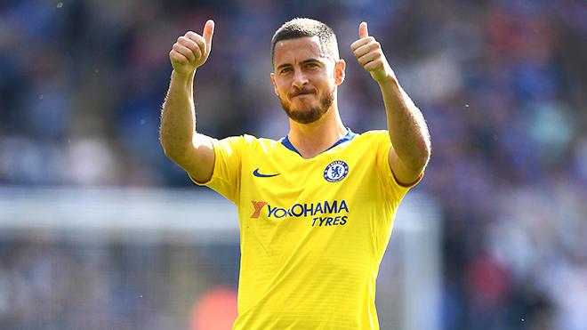 Chelsea: Đã đến lúc Hazard trở thành Galactico