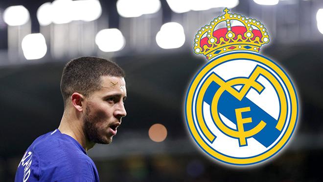 Real Madrid: Chính thức tới Bernabeu với giá 100 triệu, lịch sử gọi tên Eden Hazard