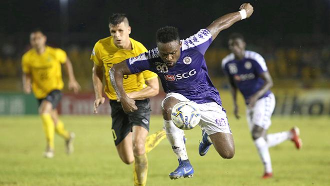 Hà Nội FC gấp rút tìm ngoại binh thay thế Oseni