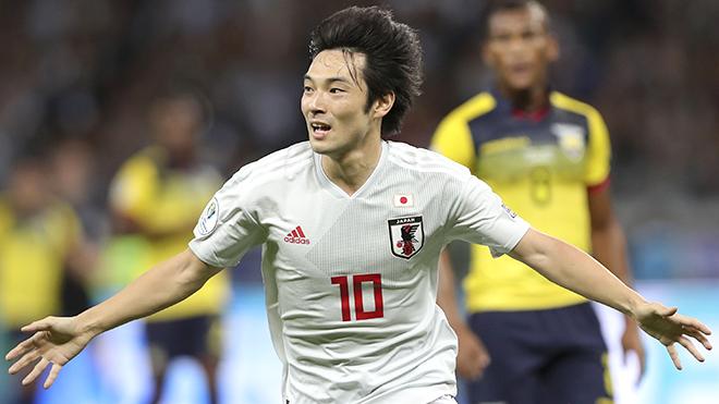 Nhật Bản rời Copa America 2019 trong tiếc nuối: Hè sang năm, Nhật sẽ rất đáng gờm
